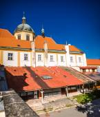 Pilgrimage Church of Virgin Mary — Stock Photo