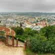 View of urban landscape of Brno — Stock Photo #56017233