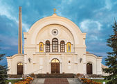 Garrison cathedral of St Nicholas — Stock Photo