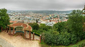 View of urban landscape of Brno — Stock Photo