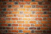 Yellow brickwork — Stock Photo