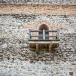 Gediminas Castle in Lida, Belarus — Stock Photo #61726927