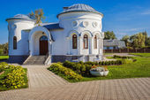Orthodox Church of Archangel Michael — Stock Photo