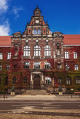 National Museum, Wroclaw — Stock Photo