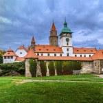 Bouzov Castle — Stock Photo #64532189