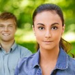 Young couple — Stock Photo #68000085