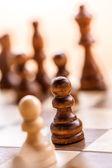 Chess game — Stock Photo