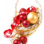 Christmas balls — Stock Photo #58956471