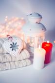 Christmas dekorasyon — Stok fotoğraf