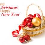 Christmas balls — Stock Photo #59476411