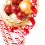 Christmas balls — Stock Photo #59476431