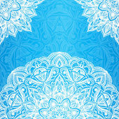 Abstract background, ornamental vector illustration — Wektor stockowy