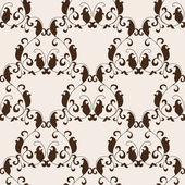 Seamless pattern background. — Stock Vector