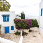 Sidi bou Zid, Tunesië — Stockfoto #78883590