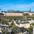 Luxembourg historical city center — Stock Photo #52105229