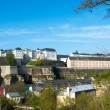 Luxembourg historical city center — Stock Photo #52105317