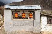 Mukthinath Temple on a Annapurna Circuit — Stock Photo