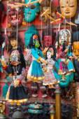 Street shop at Durbar Square — Stock Photo