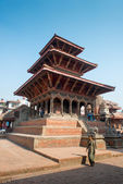 Harishankar temple on Patan Durbar Square — Стоковое фото