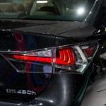 ������, ������: Lexus GS 450H European premiere
