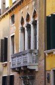 Venezianischen haus — Stockfoto