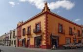 Puebla de Zaragoza — Stock Photo