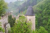 卡尔施泰因城堡 — 图库照片