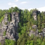 ������, ������: Saxon Switzerland