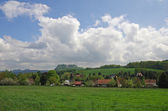 Rural Germany — Stock Photo