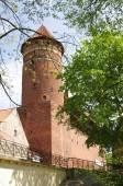 Olsztyn castle — Stock Photo