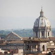 Rome roofs — Stock Photo #57273555