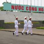 Ho Chi Minh Mausoleum in Hanoi, Vietnam — Stock Photo #58301937