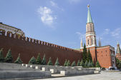 Moskauer kreml — Stockfoto