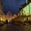 Old Tallinn — Stock Photo #60168261