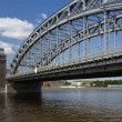 Peter the Great Bridge — Stock Photo #66217165