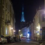 Old Tallinn in the night — Stock Photo #66259559