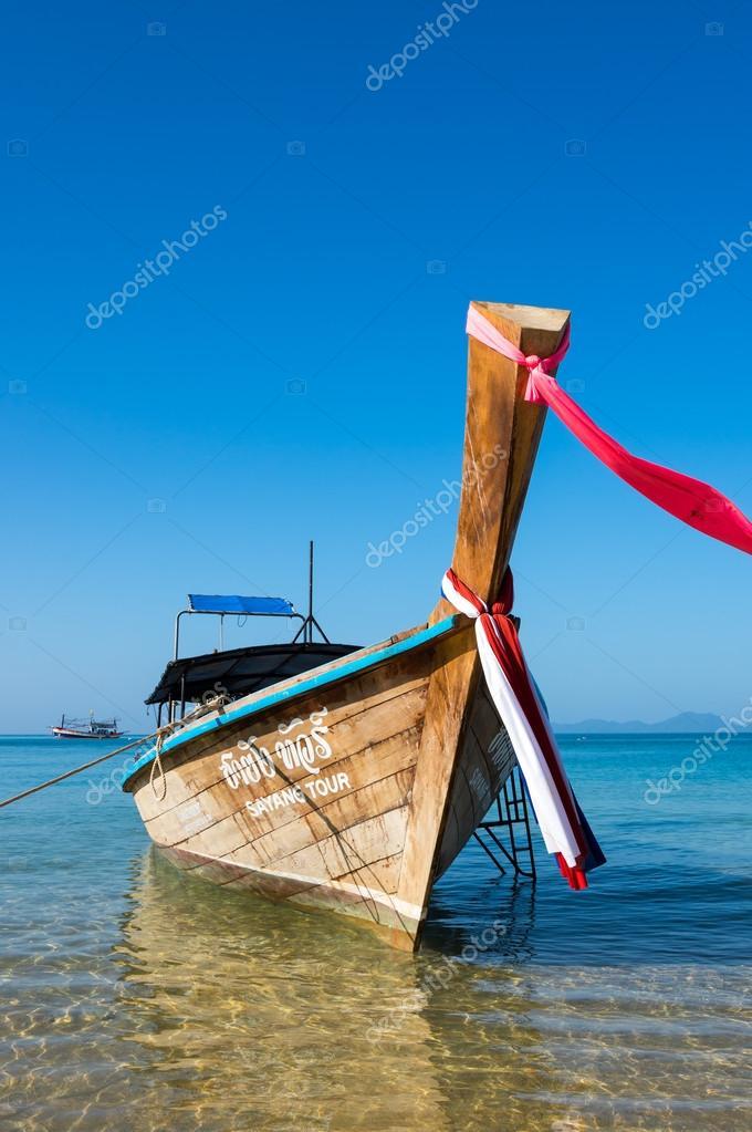 тайские скоростные лодки