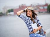 Hipster — Stock Photo