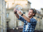 Tourist — Stock Photo