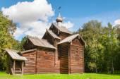 Russian big church — Stock Photo