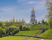 Church of famous Kiev Pechersk Lavra Monastery — Stockfoto