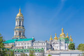 Church of famous Kiev Pechersk Lavra Monastery — Stock Photo
