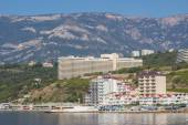 Aerial view of Crimea — Stock Photo