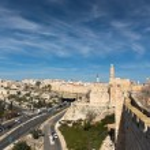 The old city of Jerusalem, Israel — Stock Photo #73916461