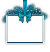 Nowy rok eleganckie karty z miejsca kopiowania tekstu — Wektor stockowy