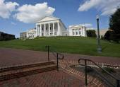 Virginia State Capital Building. — Stock Photo