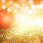 Christmas background image — Stock Photo #56701679