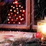 Snowy Christmas Time — Stock Photo #56701703