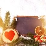 Christmas image decoration — Stock Photo #56701727