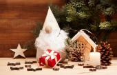 Christmas decoration. — Foto de Stock